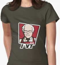 Col. Sanders Womens Fitted T-Shirt