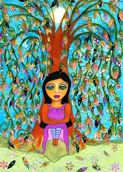 Weeping Willow by Melissa Underwood