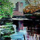 Irish castle by Tipptoggy