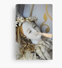 Bound to sleep Metal Print