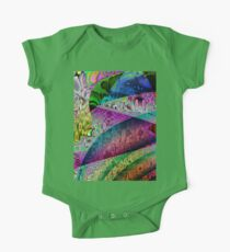Brillant Colours-Available As Art Prints-Mugs,Cases,Duvets,T Shirts,Stickers,etc One Piece - Short Sleeve