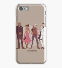 Killing with Class since 2009 iPhone Case/Skin