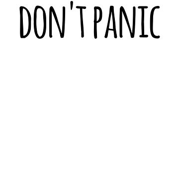 Don't Panic by the-elements