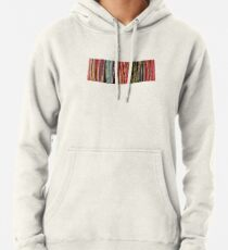 Lines for The Holidays Pullover Hoodie