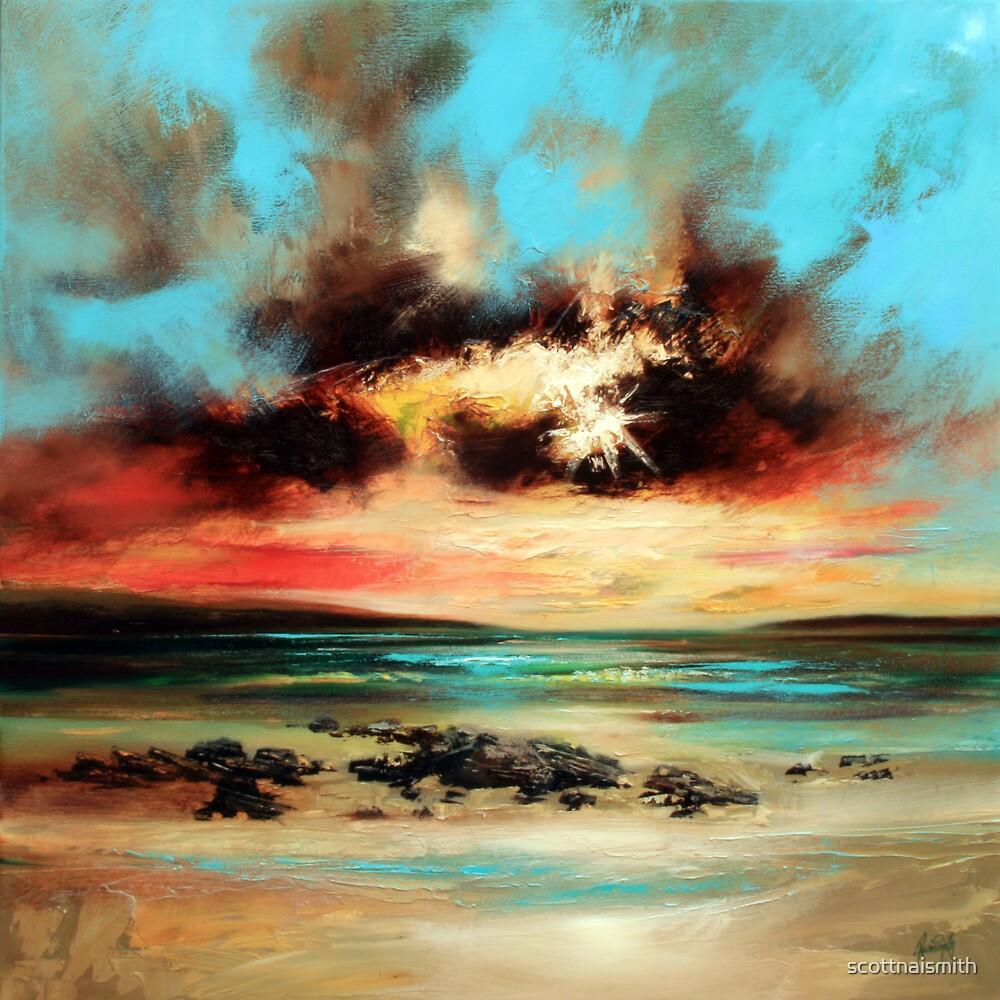 Barra Shore by scottnaismith
