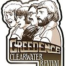 CCR, Creedence Clearwater Revival by Airmatti