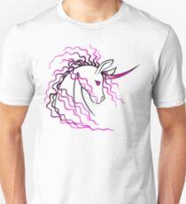 Ki-Rin (Japanese Unicorn) - Pink T-Shirt