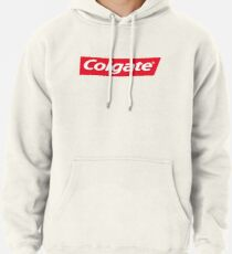 Supreme - Colgate Design Pullover Hoodie