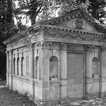 Boutlon Mausoleum by RWTA