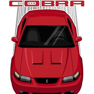 Mustang Cobra Terminator 2003 to 2004 - Redfire by V8social