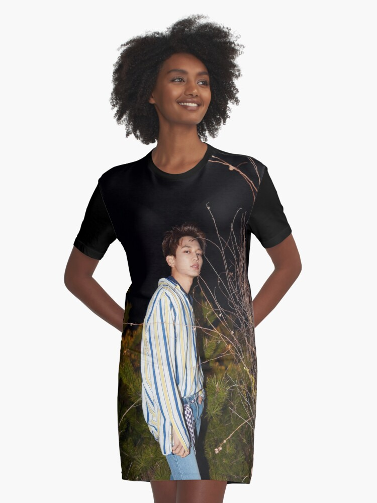 'SHINee THE STORY OF LIGHT PT 2 I WANT YOU MINHO' Graphic T-Shirt Dress by  SHINeeEMPORIUM