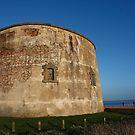 Castle at Clacton by fandangle-art