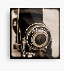 Foldex 20 Metal Print