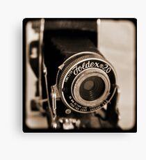 Foldex 20 Canvas Print