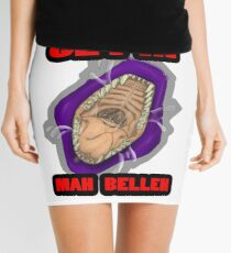 Get In Mah Belleh Purple Mini Skirt