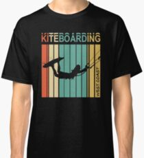 Kiteboarding West Coast Classic T-Shirt