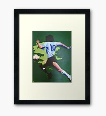 Diego Framed Print