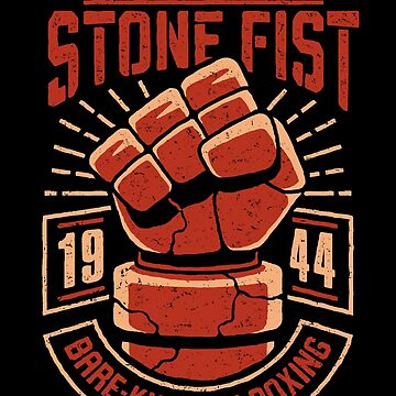 Stone Fist Boxing by Adho1982