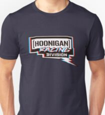 Hoonigan racing division red blue white Unisex T-Shirt