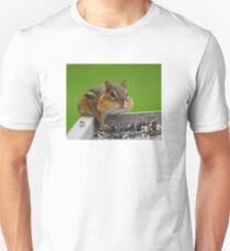 Cheeky Chipmunk Unisex T-Shirt