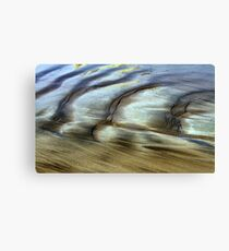 Arena Abstract Canvas Print