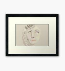 Subdued Framed Print