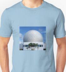 Retro Epcot Ball as seen in 1982 Unisex T-Shirt