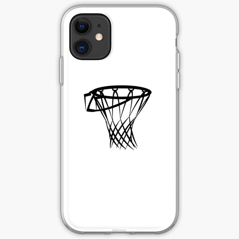 Basketball basketball hoop iPhone Case & Cover