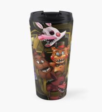 Five Nights at Freddy's 2 Travel Mug