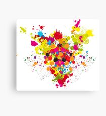 art color Canvas Print