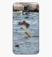 Gone Fishin' (Osprey and Walleye) Case/Skin for Samsung Galaxy