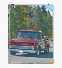 Out for a Spin iPad Case/Skin