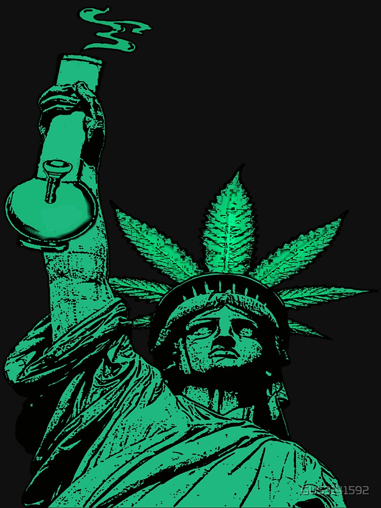 The Pursuit of Hempiness (Legalize New York) by GUS3141592