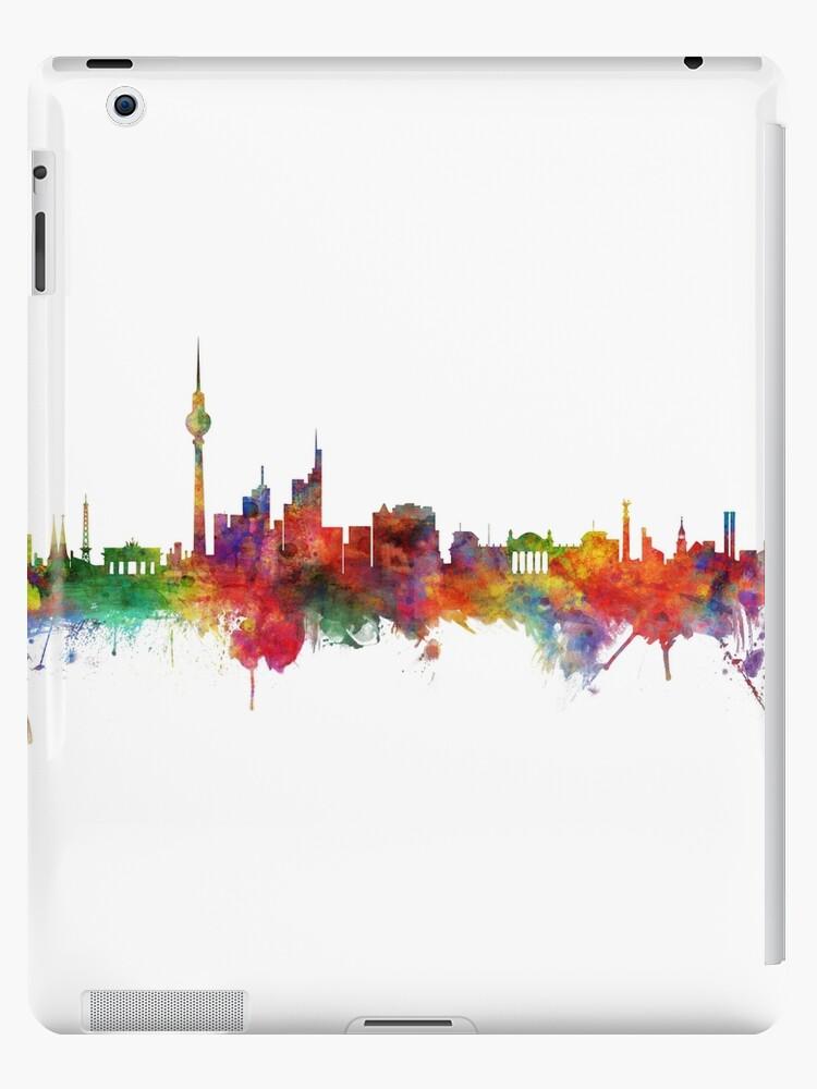 Berlin Deutschland Skyline von Michael Tompsett