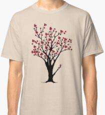 The Awake Cherry Tree in bloom Classic T-Shirt