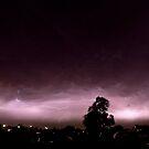 Pilbara Storm by Ben Mattner