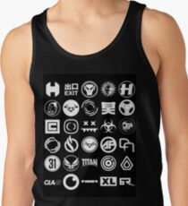 Know Your Label (second drop)  Tank Top