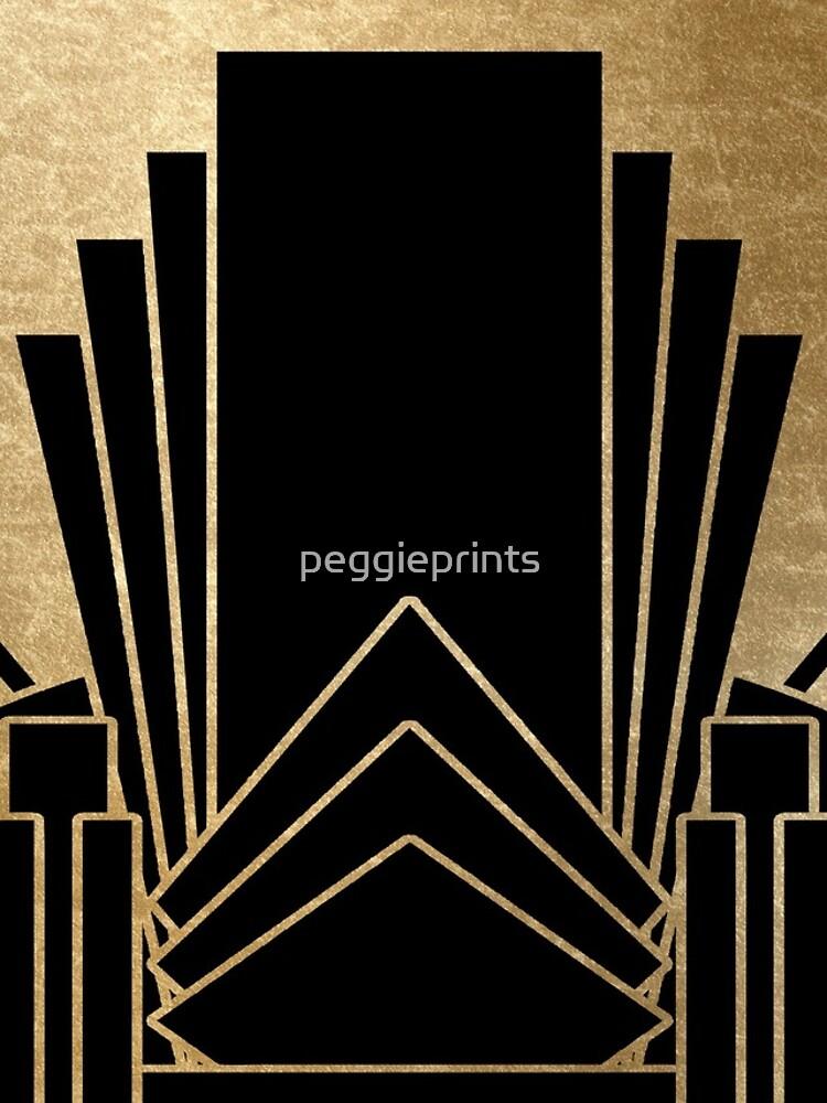 Diseño Art Deco de peggieprints
