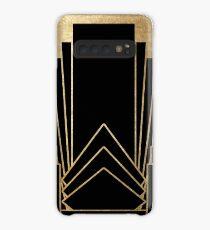 Art deco design Case/Skin for Samsung Galaxy