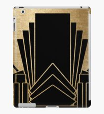 Art-Deco-Design iPad-Hülle & Klebefolie