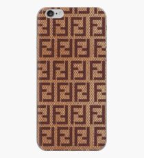 Vinilo o funda para iPhone Hermes Fendi Raya De La Cara Original Cook Top