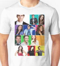 Teen Wolf Cast Boxes Unisex T-Shirt