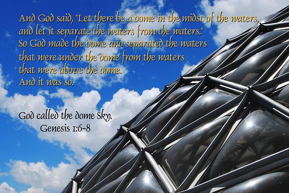 God called the dome sky by Mark Malinowski