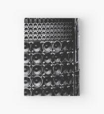 Cuaderno de tapa dura Pared de sonido