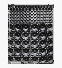 Wall of Sound iPad Case/Skin