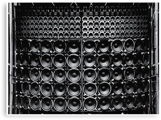 Wall of Sound by Lewis Spragg