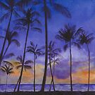 Tropical Sunset by ESMB