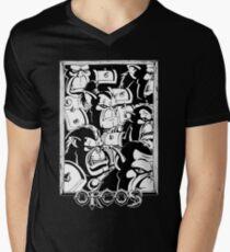 Orcs Men's V-Neck T-Shirt