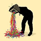 Pixel Vomit by nicebleed