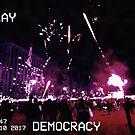 Democracy. Play. by Mitchell Blatt, China Travel Writer